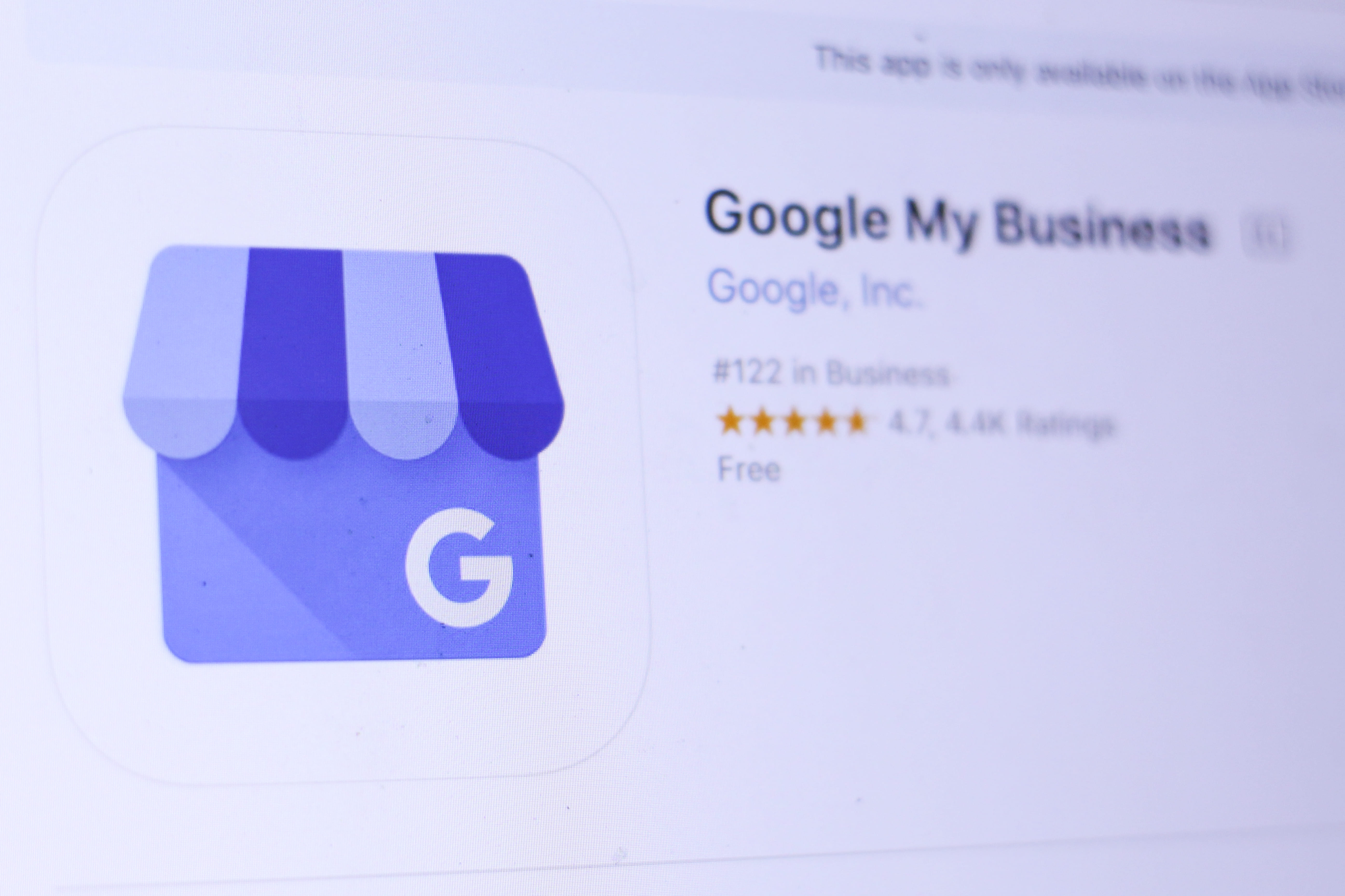 Reclamar empresa en Google My Business