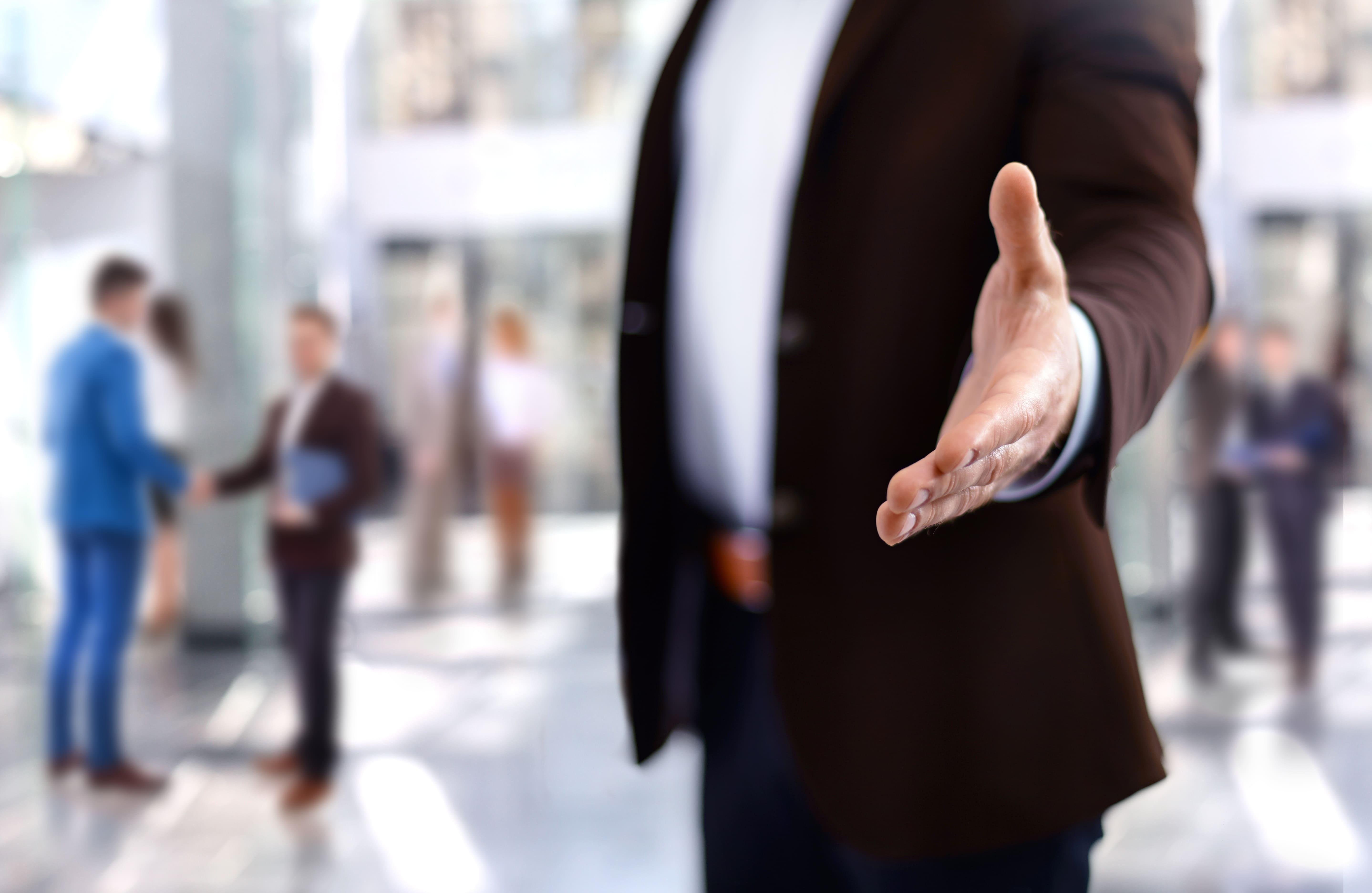 ¿Es positiva la imagen de un vendedor?