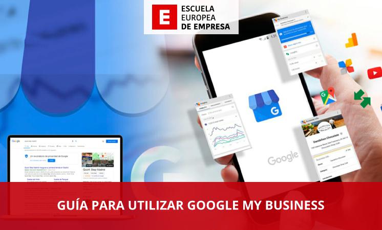 Guía para utilizar Google My Business - EEE