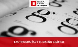 La importancia de la tipografía en el diseño gráfico - EEE
