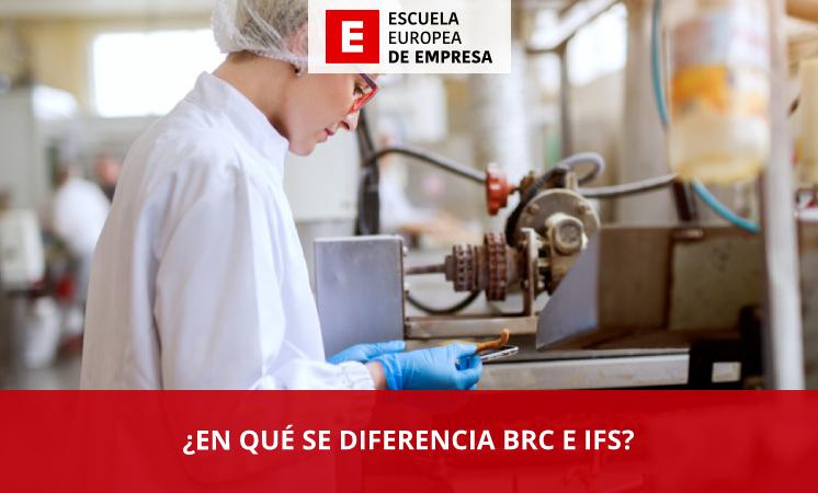 ¿En qué se diferencian BRC e IFS?