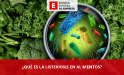 ¿Qué es la listeriosis en alimentos? - EEE