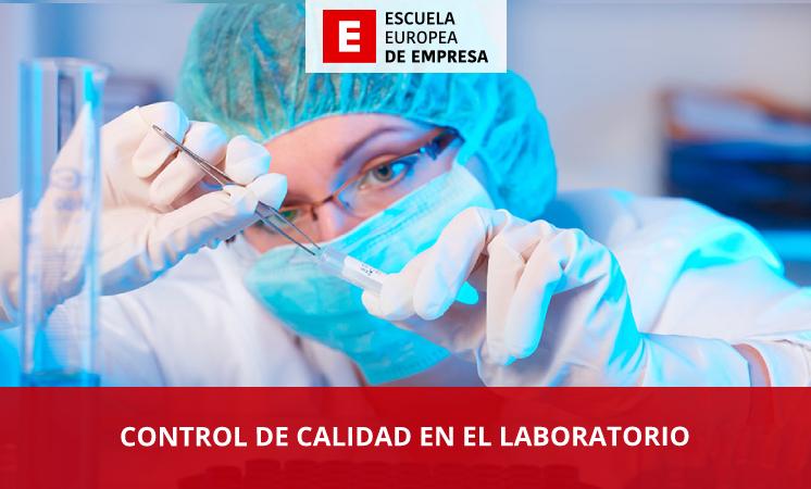 Control de calidad en el laboratorio - EEE