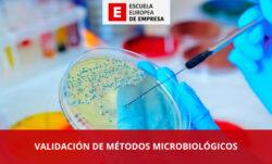 Validación y verificación analítica de los métodos microbiológicos - EEE